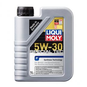 Моторное масло Liqui Moly Special Tec F 5W-30