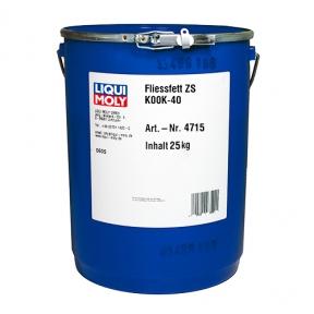 Жидкая консистентная смазка - Liqui Moly Fliessfett ZS K00K-40  25 л.