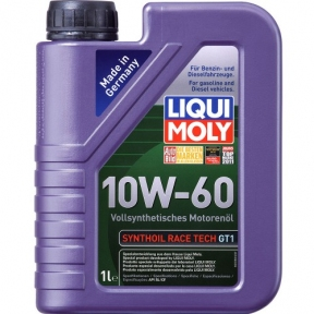 Liqui Moly Synthoil Race Tech GT1 10W-60