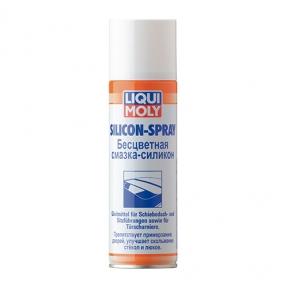 Силиконовый спрей - Liqui Moly Silicon-Spray  0.3 л.