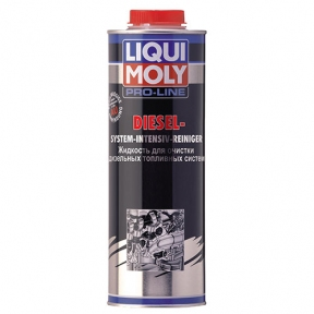 Профессиональный очиститель - Liqui Moly Diesel-System-Intensiv-Reiniger 1 л.