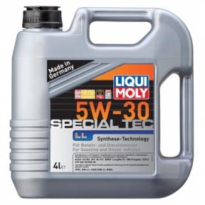 Моторное масло Liqui Moly Special Tec LL 5W-30