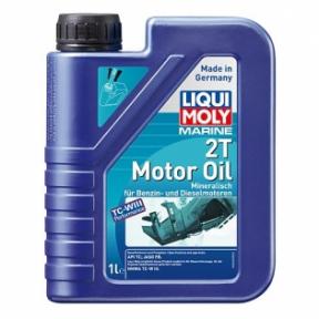 Масло для 2-тактных лодочных моторов - Liqui Moly Outboard Motoroil