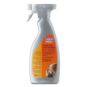 Гелевый очиститель пятен от насекомых - Liqui Moly Insekten-Entferner  0.5 л.