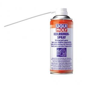 Спрей для ремней - Liqui Moly Keilriemen-Spray  0.4 л.