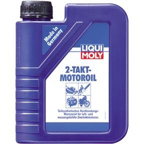 Универсальное масло для 2-тактных двигателей - Liqui Moly 2-Takt-Motoroil  1 л.