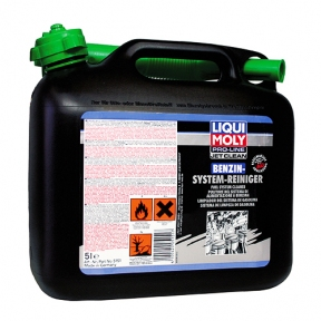 Профессиональный очиститель - Liqui Moly Benzin-System-Intensiv-Reiniger  5 л.