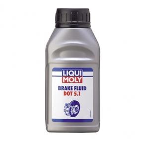 Тормозная жидкость - Liqui Moly DOT 5.1  0.25 л.