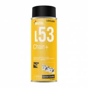 Спрей-смазка для цепей - BIZOL Chain+ l53