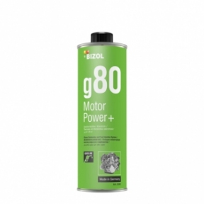 Присадка для бензинових двигателей BIZOL Motor Power+ g80