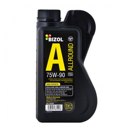 BIZOL Allround Gear Oil TDL 75W90 1л
