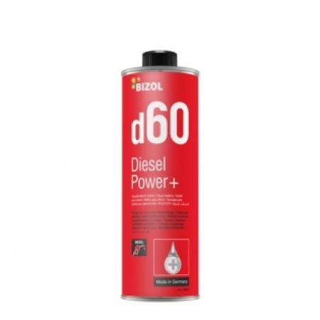 Присадка для дизельних двигателей BIZOL Diesel Power+ d60