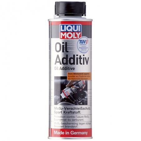 Противоизносная присадка для двигателя - Liqui Moly Oil Additiv  0.3 л.