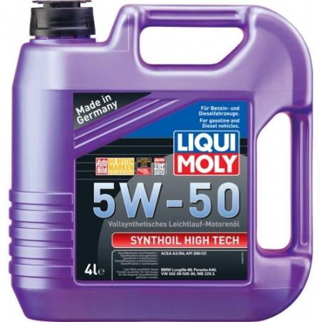 Liqui Moly Synthoil High Tech 5W-50