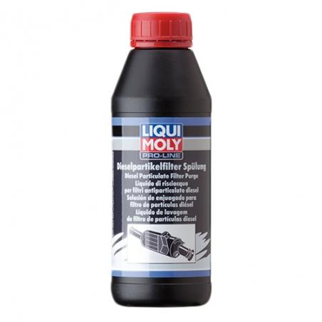 Промывка для очистителя DPF-фильтров - Liqui Moly Pro Line DPF Spulung  0.5 л.