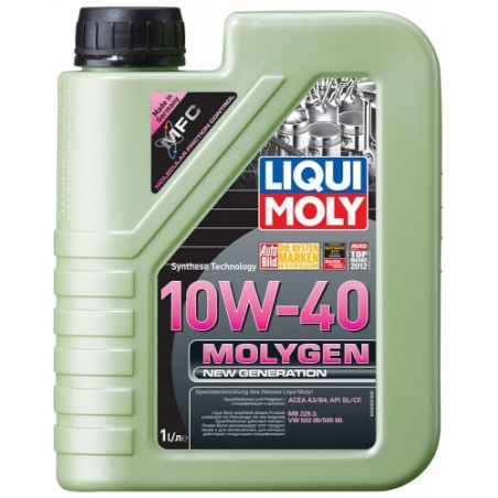 Liqui Moly Molygen New Generation 10W-40